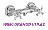 ARCADIA 8346 Sprchová vodovodní baterie bez příslušenství, CHROM, Rozteč 150mm