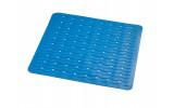 PLAYA podložka 54x54cm, s protiskluzem, kaučuk, modrá
