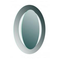 MONA zrcadlo s LED osvětlením 700x1000mm, bílá