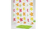 FLEUR sprchový závěs 180x200cm, polyester