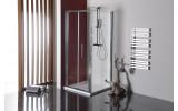 LUCIS LINE sprchová boční stěna 800mm, čiré sklo