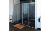 DRAGON sprchové dveře 1800mm, čiré sklo