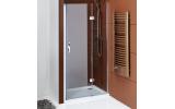 LEGRO sprchové dveře do niky 900mm, čiré sklo