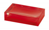 RAINBOW mýdlenka na postavení, červená