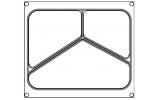 SP-16N Náhradní deska do svářečky podnosů