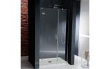 VITRA LINE sprchové dveře 1200mm, levé, čiré sklo