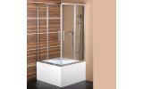 CARMEN čtvercová sprchová zástěna 800x800x1500mm, čiré sklo