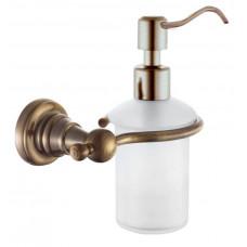 DIAMOND dávkovač mýdla, bronz