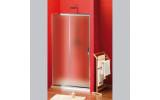 SIGMA sprchové dveře posuvné 1200 mm, sklo Brick
