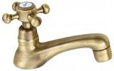 ANTEA stojánkový umyvadlový ventil, bronz