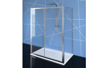 EASY LINE třístěnný sprchový kout 1300x900mm, L/P varianta, čiré sklo
