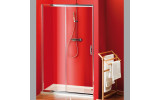 SIGMA sprchové dveře posuvné 1000 mm, čiré sklo