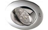 LUTO podhledové svítidlo výklopné, 50W, 12V, chrom