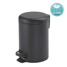 POTTY odpadkový koš 5l, Soft Close, černá mat