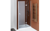 LEGRO sprchové dveře do niky 1100mm, čiré sklo