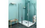 Zoom Line obdélníkový sprchový kout 1400x700mm L/P varianta