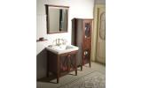 Koupelnový set CROSS 75, mahagon