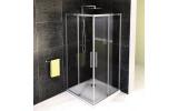 ALTIS LINE čtvercová sprchová zástěna 900x900mm, čiré sklo