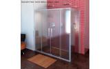 Lucis Line třístěnný sprchový kout 1600x800x800mm