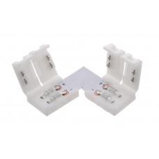 Spojovací L konektor LED pásků s chipem 5050