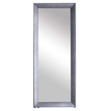 RAMA LUX otopné těleso se zrcadlem 595x1448mm, 651 W, stříbrná strukturální