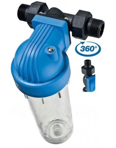 """ATLAS Vodní filtr SENIOR 10"""" DP 360°DS - 3/4""""(1""""), BX(SX) 8BAR, 45°C AF1410401"""