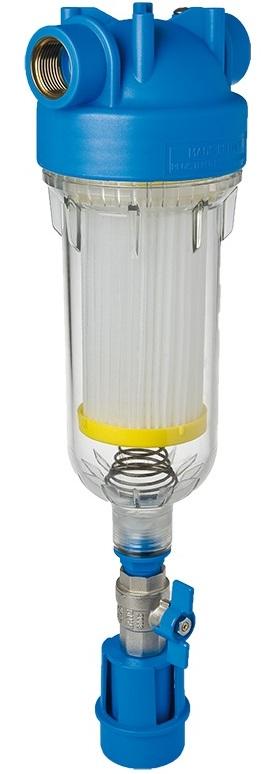 "ATLAS FILTRI Samočistící vodní filtr HYDRA 3/4"" RSH 50mcr SX - 8BAR, 45°C 6000121"