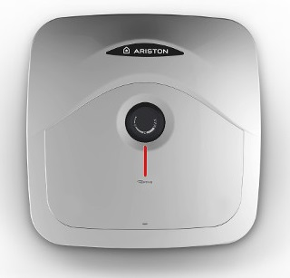 Ariston ANDRIS R 10 - zásobníkový ohřívač vody 10 litrů nad umyvadlo 3100328