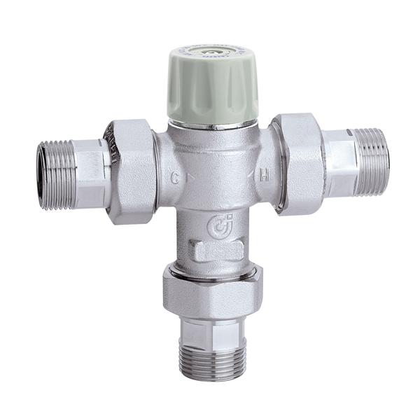 "CALEFFI 5217 1/2"" Termostatický směšovací ventil 30°C - 50°C 521712"