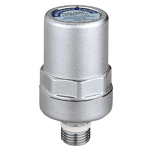 "CALEFFI 525 1/2"" Kompenzátor hydraulických rázů PN10, Tmax 90°C - ANTISHOCK A52512"