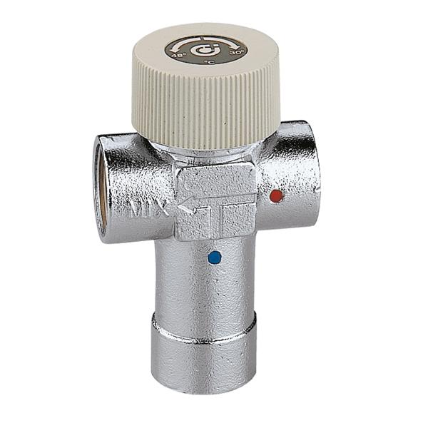 "CALEFFI 520 1/2"" Termostatický směšovací ventil 30°C - 48°C 52012"