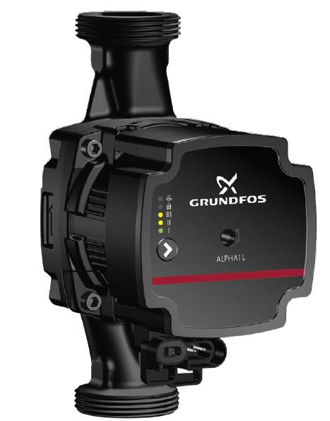 GRUNDFOS ALPHA1 L 25-60 Oběhové čerpadlo 180mm GA1L2560