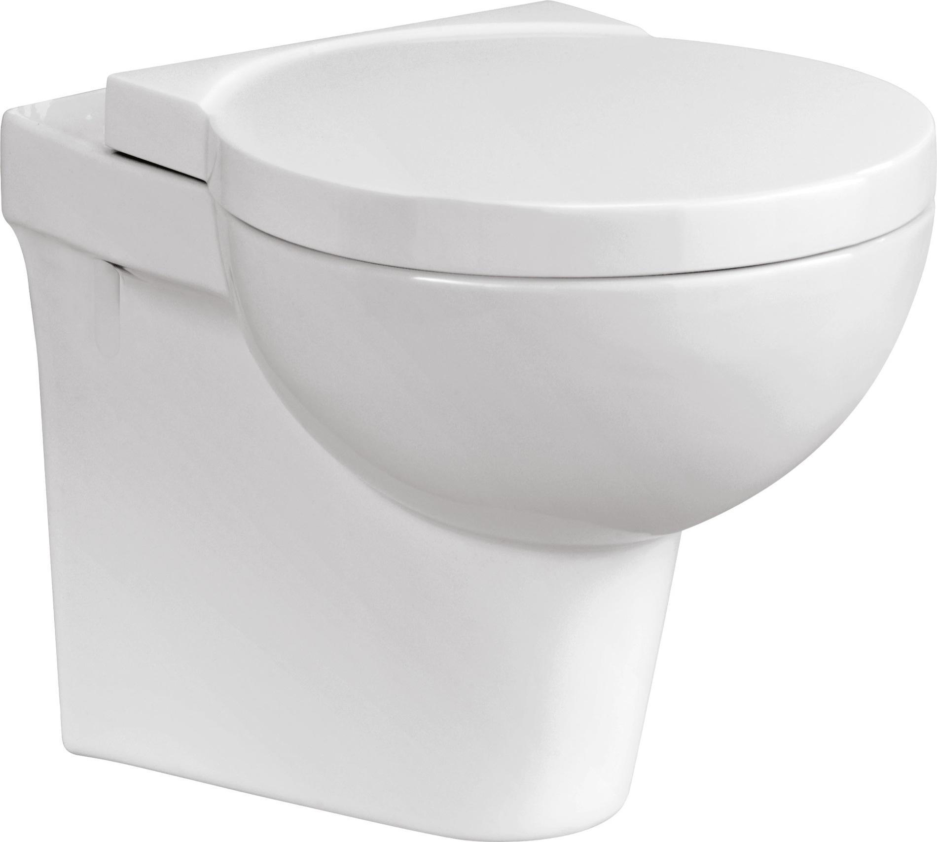 Závěsná WC Mísa NANO - K19-009 CERSANIT, bez sedátka K19-009