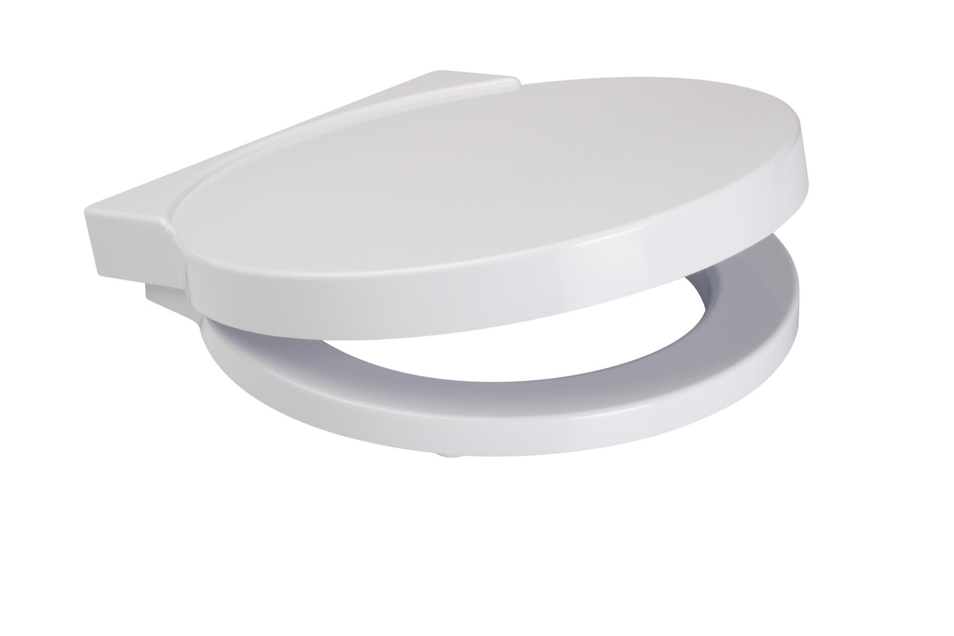 CERSANIT WC Sedátko NANO - Antibakteriální s brzdou - K98-0049 K98-0049