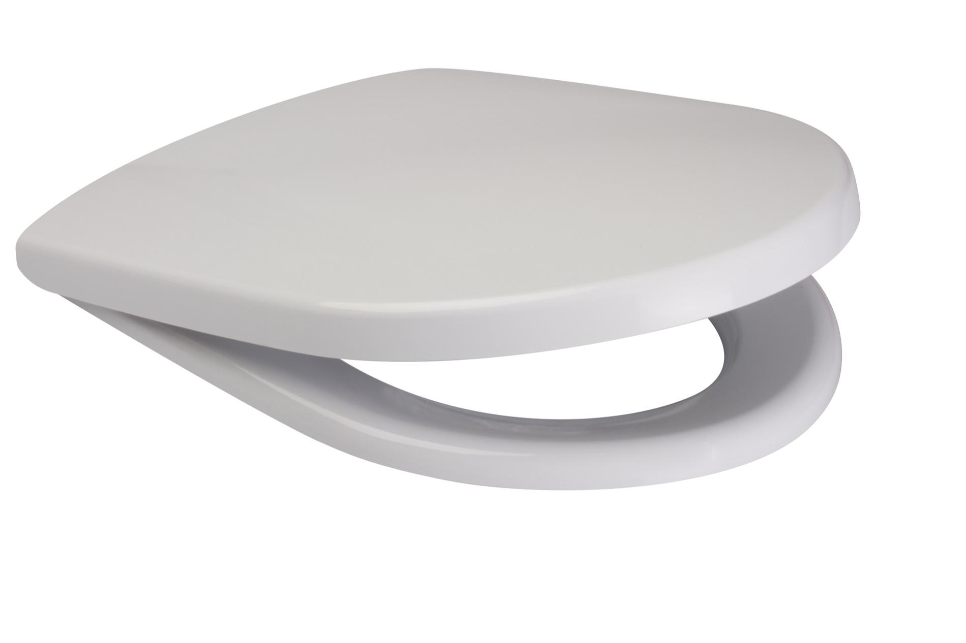 CERSANIT WC Sedátko OLIMPIA - Antibakteriální s brzdou - K98-0011 K98-0011