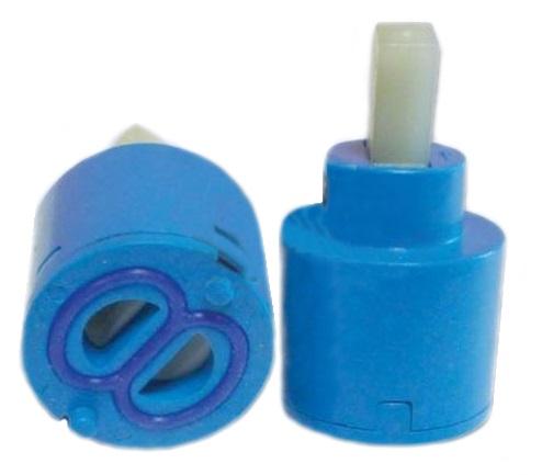 KEROX Keramická hlava (kartuše) do vodovodních baterií na jednu vodu 99069