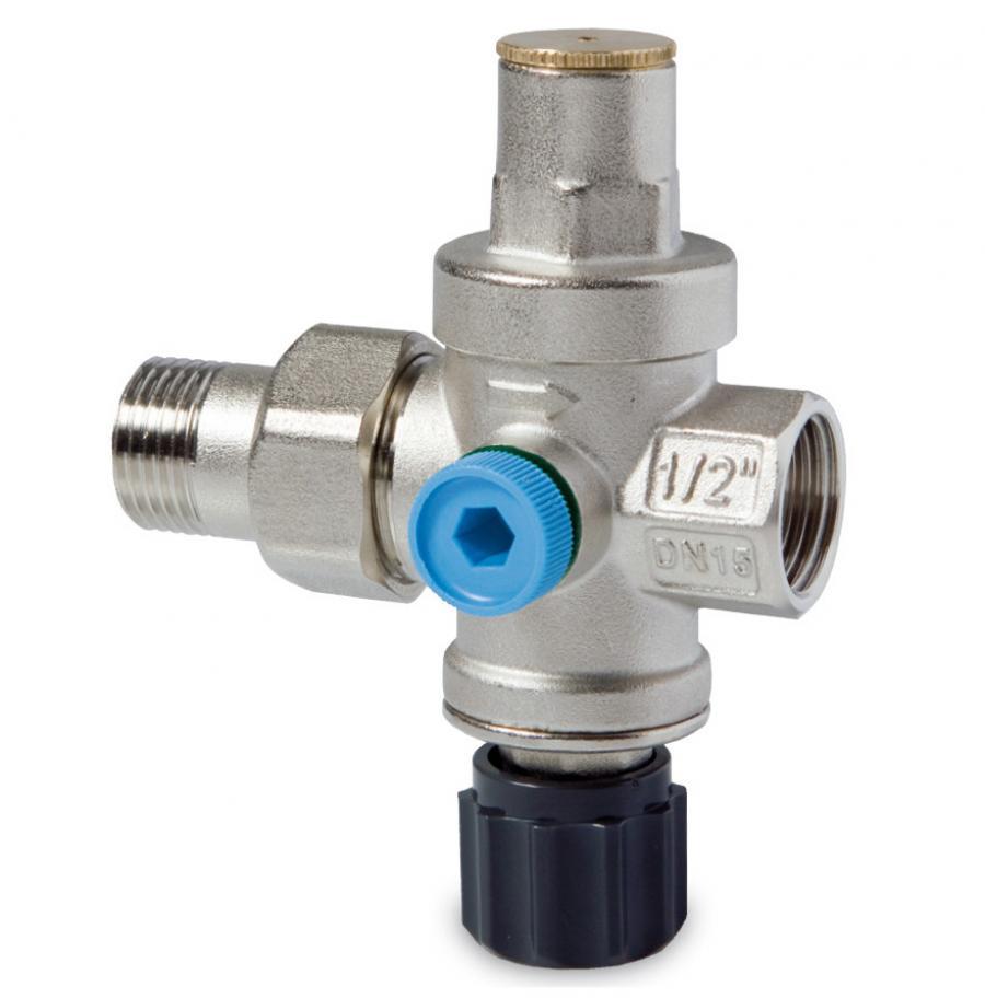 """F.A.R.G. 403 1/2"""" Automatický dopouštěcí ventil uzavřených okruhů PN15 Tmax 80°C 574031"""