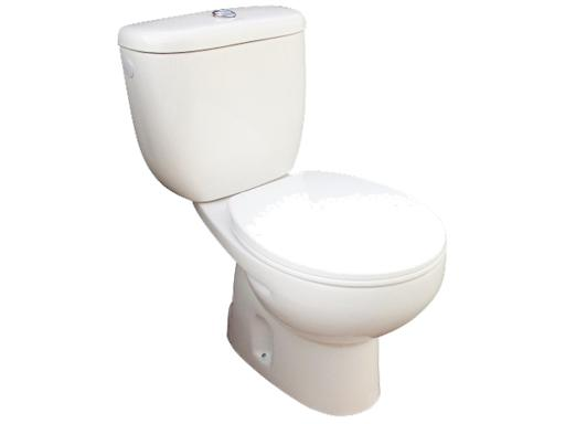WC Kombi VENUS - Spodní odpad, včetně sedátka s brzdou 671020