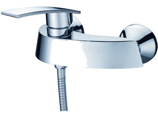 BELAGGIO LIMA 2645 Sprchová vodovodní bez příslušenství, rozteč 150mm, CHROM (LI2645) LI2645