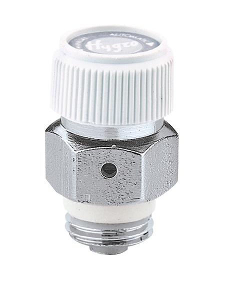 """CALEFFI 5080 Automatický odvzdušňovací ventil 1/8"""" s teflonem 508018"""