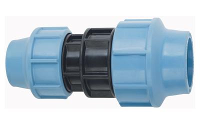 PE Spojka redukovaná DN25 x 32 - Svěrná spojka na polyetylen, PN16 47062532