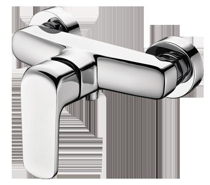 BELAGGIO PORTO 4245 Sprchová vodovodní baterie, rozteč 150mm, CHROM, bez příslušenství PO4245