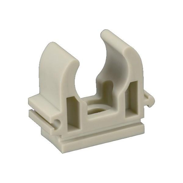 PPR Příchytka 20mm jednoduchá, se zámkem 627520