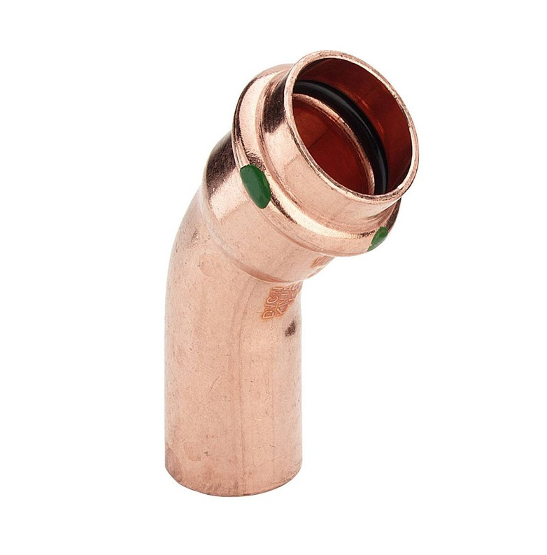 Conex Bänninger Profipress - Oblouk 45° I/A DN15 - 2426.1 (292508) 5040w15