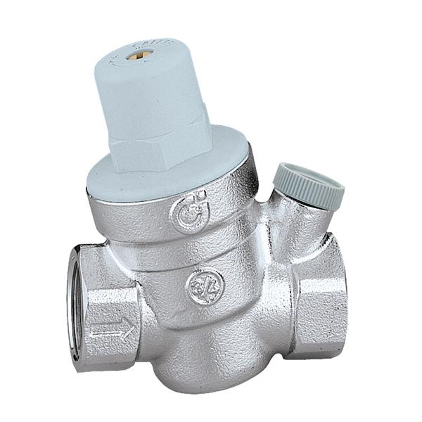 "CALEFFI 5334 Regulátor tlaku vody DN15 - 1/2"" Rozsah 1 - 6 BAR, PN16 533412"