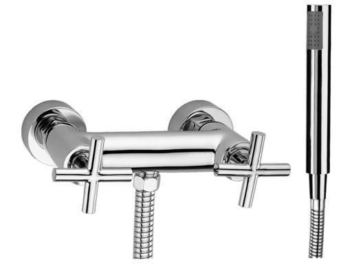 BELAGGIO SEVILA 2945 Kohoutková sprchová vodovodní baterie bez příslušenství, CHROM, rozteč 150mm SE2945