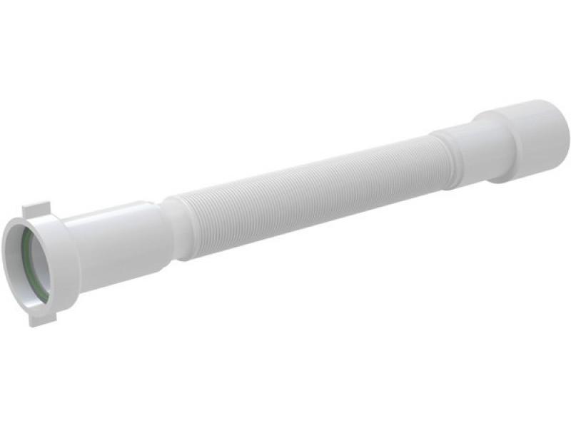 """Flexi dopojení, sifon ke dřezu 6/4"""" x 40/50mm, Plastová matka 81421"""