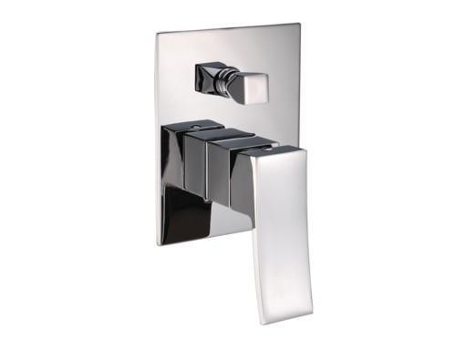 TORINO 2852 Páková podomítková vodovodní baterie s přepínáním na sprchu, CHROM TO2852
