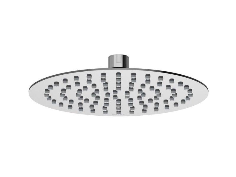 Stropní hlavová sprcha ULTIMA, kulatá, průměr 24cm, CHROM 83130