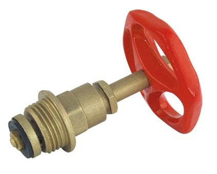"""Uzavírací vršek s rukojetí 1/2"""" k ventilu MYJAVA, K-294T 159812"""